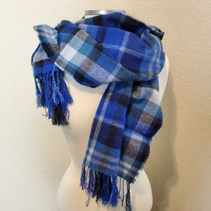 Old Navy | Blue Plaid Flannel
